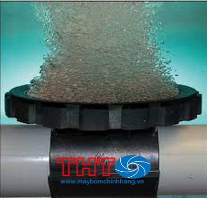 Đĩa khuếch tán khí tinh (loại 12 inches) FlexAir Threaded Disc (12