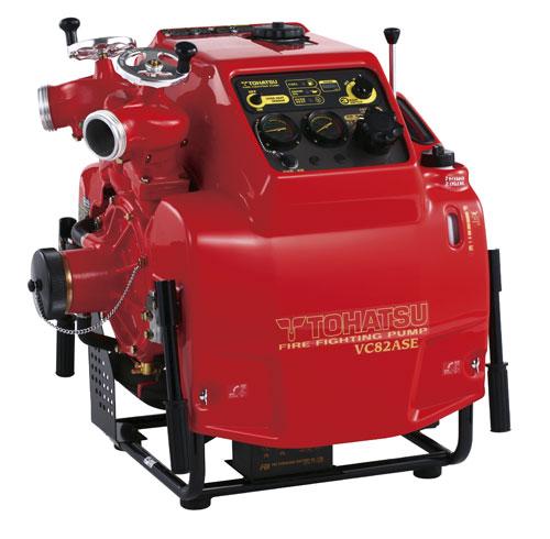 Máy bơm chữa cháy Tohatsu V82 42.7kW